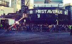 First Avenue, Minneapolis #Prince #FirstAvenue #Minneapolis pic by DFA