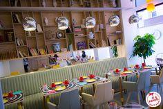 Salle du petit déjeuner Hôtel Joke à Paris / Groupe Astotel