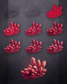 #Red #Gem #Tutorial