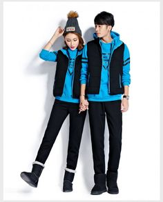 Casual slim hoodie sports cardigan set for women Couple Clothes, Couple Outfits, Cheap Clothes, Slim, Hoodies, Couples, Casual, Sports, T Shirt