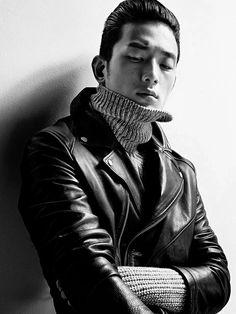 Park Sung Jin for Elle Men China September 2014