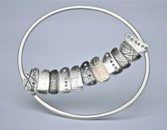 Nicola Morrison Jewellery - part of the Craft Scotland Summer Show