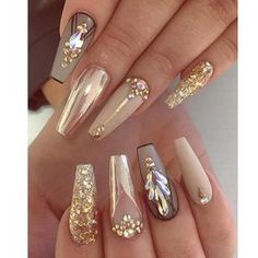 """373 Likes, 7 Comments - Nails Of IG (@clawaddicts) on Instagram: """"Credit @hennasnailss ✨ #nails #claws #nailsofinstagram #clawaddicts #nailaddicts #naildesigns…"""""""