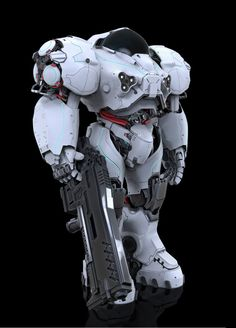 WIP. Umojan guard from StarCraft II fan art., Alessandro Manzani on ArtStation at https://www.artstation.com/artwork/wip-umojan-guard-from-star-craft-2-fan-art