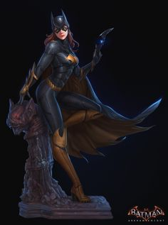 Batgirl fanart jagercoke@gmail.com facebook.com/jagercoke twitter.com/jagercoke