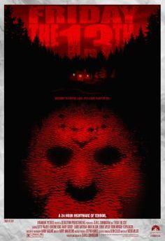 Friday the movie cool fan poster art random find Horror Movie Posters, Cinema Posters, Horror Films, Horror Art, Friday The 13th Poster, Fan Poster, Horror Themes, Jason Voorhees, Halloween Horror