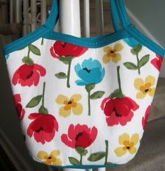 Bucket Bag ~ Free downloadable pattern