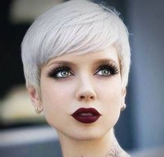 Cool Short Blonde Hairstyle Ideas For 2018