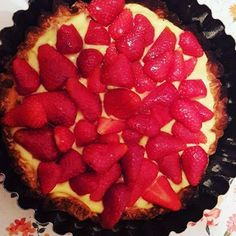 Se amate le fragole questo  il dolce giusto perhellip