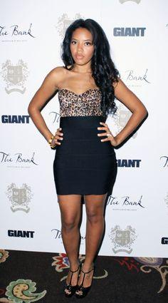 Beauty Angela Simmons