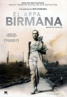 El Arpa birmana [Vídeo-DVD] / dirigida por Kon Ichikawa