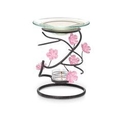 Cherry Blossom Fragrance Warmer from Party Lite  http://www.partylite.biz/sites/candleguysrok