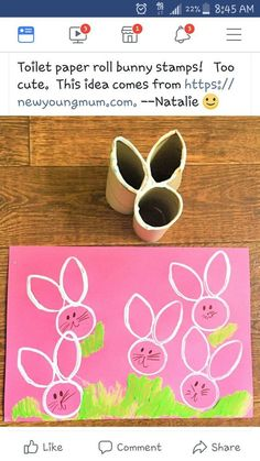 easter crafts to sell - easter crafts ; easter crafts for kids ; easter crafts for toddlers ; easter crafts for adults ; easter crafts for kids christian ; easter crafts for kids toddlers ; easter crafts to sell Easter Crafts For Toddlers, Easy Easter Crafts, Spring Crafts For Kids, Daycare Crafts, Crafts For Kids To Make, Easter Crafts For Kids, Art For Kids, Easter Activities For Kids, Children Crafts