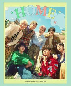 Namjoon, Seokjin, Hoseok, Taehyung, Foto Bts, Bts Photo, K Pop, Bts You Never Walk Alone, Wall Prints