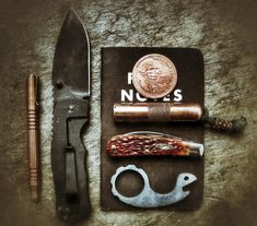 everyday-cutlery:  EDC by D1ggs13