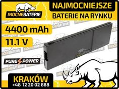 Bateria do laptopa Sony Vaio VGP-BPS24 4400mAh