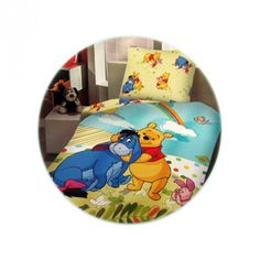 #carillolist http://www.carillobiancheria.it/trapunta-piumone-disney-winnie-the-pooh-singolo-una-piazza-double-face-c931.html
