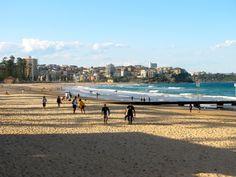 """#australia #sydney """"Sydney – von versteckten Buchten und lachenden Vögeln"""" lies mehr über den Manly Beach auf www.goodmorningworld.de"""
