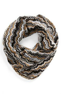 Missoni Zigzag Wool Infinity Scarf   Nordstrom