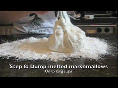 This fondant is so easy to do! My only difference is I add flavoring like raspberry or lemon extract to mine so it's not just a plain marshmallow taste. :-)