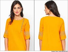 Image result for boat neck kurta designs