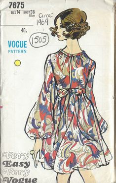 For many more vintage Sewing Patterns visit my eBay shop 'The Vintage …