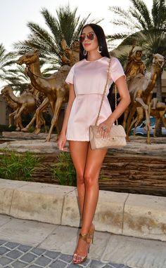 LAURA BADURA FASHION & BEAUTY: Silk Rose