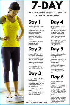 1200 calorie weight loss diet plan to lose 10 lbs in a week. Are you looki… 1200 calorie weight loss diet plan to lose 10 lbs in a week. Are you looking for a 1 week diet plan to lose weight and slim down in one week? This low-calorie diet meal plan is. Weight Loss Meals, Diet Food To Lose Weight, Diet Plans To Lose Weight, How To Lose Weight Fast, Quick Weight Loss Diet, Weight Gain, Reduce Weight, Fastest Way To Lose Weight In A Week, Loose Weight Meal Plan