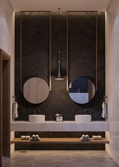 Washes Area on Behance Lavatory Design, Washroom Design, Bathroom Design Luxury, Toilet Design, Modern Bathroom Decor, Contemporary Bathroom Designs, House Outside Design, Bedroom False Ceiling Design, Home Room Design