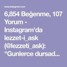 """6,854 Beğenme, 107 Yorum - Instagram'da lezzet-i_ask (@lezzeti_ask): """"Gunlerce dursada kiyir kiyir, hic yumusamayan cok guzel bir tarifim var 🌼 Incirleri cekip icine…"""""""