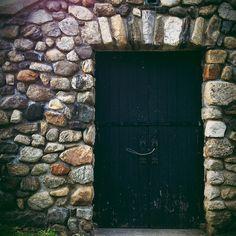 Black door by smLombardi, via Flickr