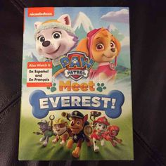 Paw Patrol DVD - 7 E… ($15) is on sale on Mercari, check it out! https://item.mercari.com/gl/m627014396/