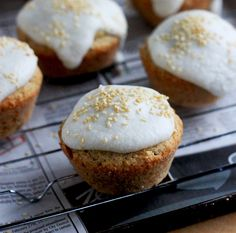 Little Lemon Coconut Cakes | The First Mess