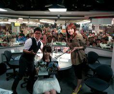 藤江れいなオフィシャルブログ :  NACK5!!!!! http://ameblo.jp/reina-fujie/entry-11352287828.html