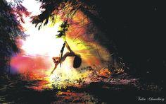 The swing by tuhinchowdhury