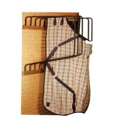Deluxe Wall Mounted Blanket and Sheet Rack. This rack will easily hold up to five of your heaviest blankets and sheets. The unique design allows blankets to dry in half the time, as they are able to hang full length with space in between each blanket. Powder coated heavy steel tubing, comes complete with finished, wasy to mount, pre-drilled solid wood mounts. Shop www.greenhawk.com