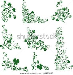 four leaf clover tattoo designs and meanings four leaf clover tattoo ideas leaf clover. Black Bedroom Furniture Sets. Home Design Ideas