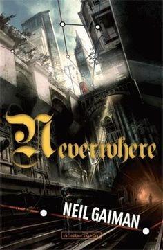 Neverwhere : Jj suis sorti de ce roman fasciné, bouche bée, certain d'avoir ouvert une porte sur l'univers d'un auteur à nul autre pareil