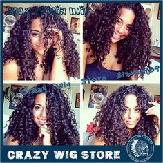 Find More Wigs Information about Long Loose Curly Virgin Brazilian Upart Wigs Unprocessed Human Hair U Part Wig Loose Curly Middle Part U shape FreeShipping,High Quality Wigs from Crazy Wig Store on Aliexpress.com