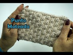 Punto moteado. paso a paso - YouTube