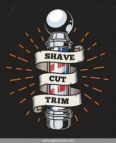Barbershop t-shirt designs Barbershop Quotes, Barber Quotes, Barbershop Design, Barber Shop Names, Barber Shop Pole, Barber Shop Decor, Barber Poster, Barber Logo, Shaving Cut