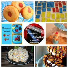 Mom to 2 Posh Lil Divas: The Sunday Showcase (7/21/12) Fun Foods for Kids