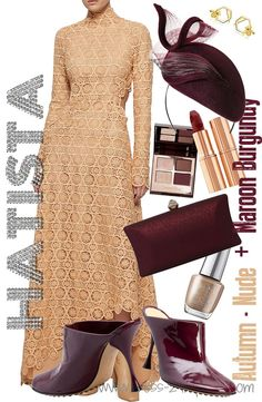 Outfit inspiration for a Nude dress. What to wear with a Nude Dress. Long Nude color Lace Dress. Jonathan Simkhai Dress. How to dress for a Fall wedding. Autumn Wedding Guest Outfits Ideas 2021. What to wear for an Autumn Wedding 2021. Fall wedding outfit ideas 2021. Wedding Guest outfits for a Fall wedding 2021. Burgundy Autumn Wedding Guest outfits 221. What to wear with a Nude Dress 2021. Long Nude Lace Dress 2021. Nude and Burgundy outfit ideas 2021 Nude Outfits, Winter Fashion Outfits, Autumn Fashion, Fall Wedding Outfits, Autumn Wedding, Bright Blue Dresses, Simple Dresses, Lace Dresses, Burgundy Outfit