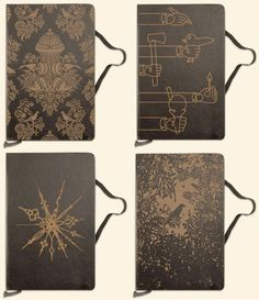 Get custom laser engraved Moleskine notebooks from Engrave Your Book where you can choose from their many designs by featured artists or upload your own Diy Leather Engraving, Custom Engraving, Laser Engraving, Moleskine Notebook, Journal Notebook, Notebook Case, Diy Christmas Presents, Laser Art, Cute Notebooks