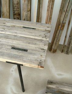 Méchant Studio Blog: God save the pallet...