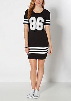 #86 Athletic Bodycon Dress