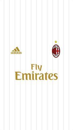 Milan AC Adidas