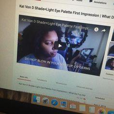 I'm so tempted to leave this as the thumbnail. -- #makeup #makeuplover #makeupmafia #makeupjunkie #makeupaddict #makeupaddicts #beauty #beautyjunkie #beautylover #beautyaddict #nc50 #nc45 #blackgirls #blackbeauty #woc