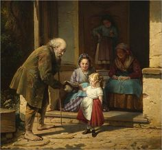 caridade_Heinrich August Mansfeld