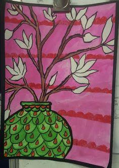 Art with Mrs Baker